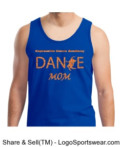 EDA Dance Mom Tank Design Zoom