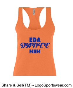 Women's Tank top Design Zoom
